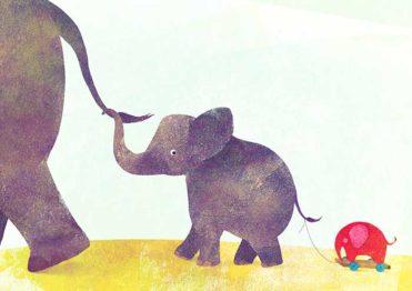 Fauna Elefant