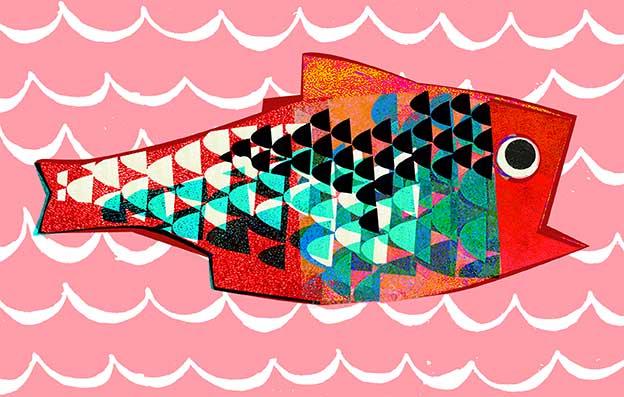 Meeresbewohner Leben unter Wasser 2