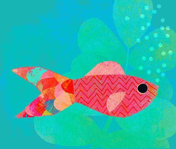 Meeresbewohner Leben unter Wasser 4