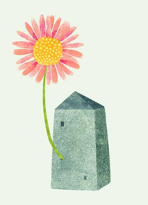 Kleines Blumenhaus 3