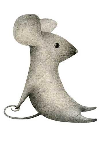 Zeichnungen Maus