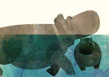 Fauna Flusspferd