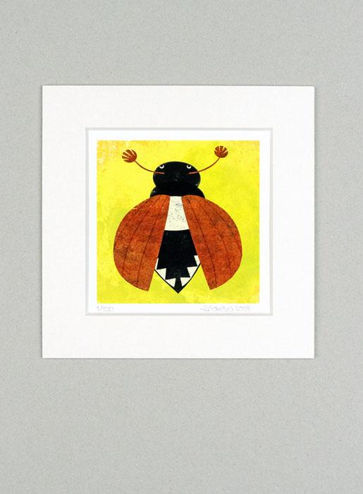 Maikäfer - Limitierte Edition Kunstdruck