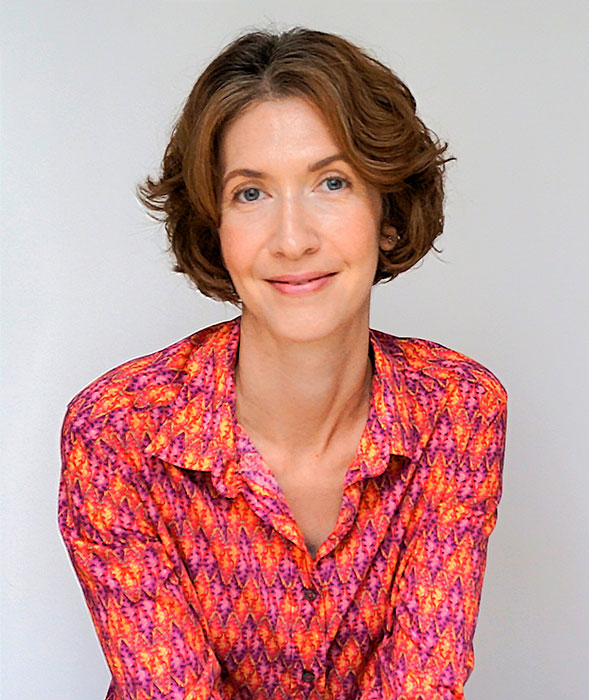 Xenia Schmidt Portrait